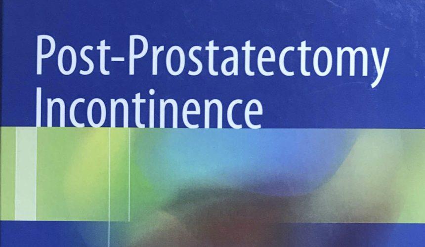 """Contribución al libro """"Incontinencia Post-Prostatectomía"""""""